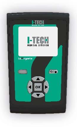 Apparecchiatura per la magnetoterapia LaMagneto I-Tech